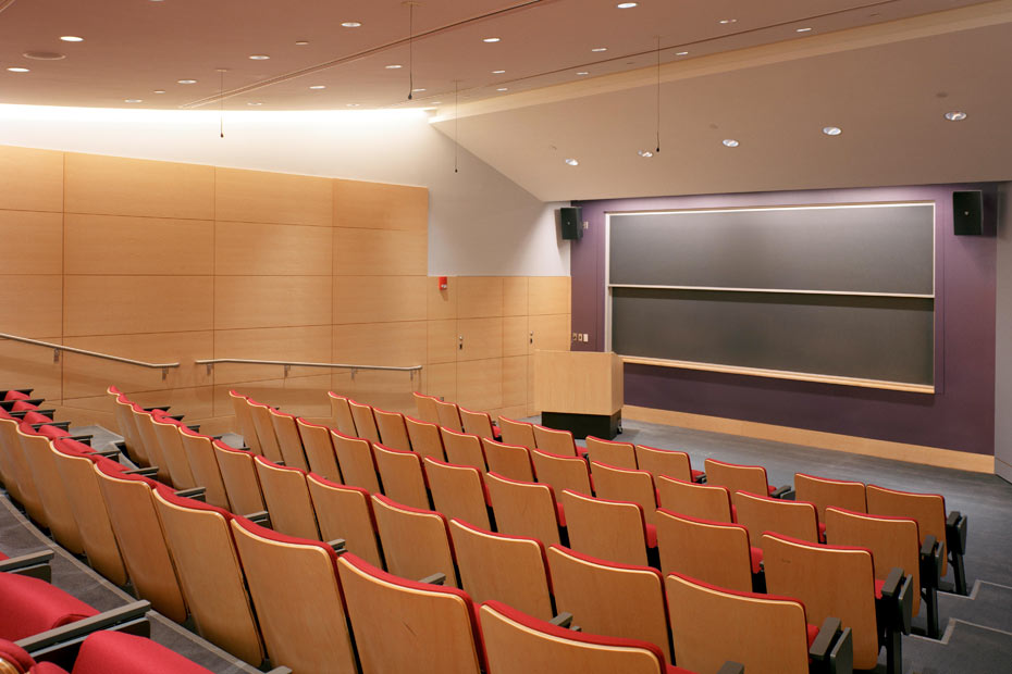 Berg Lighting Design Harvard Dental Medicine And