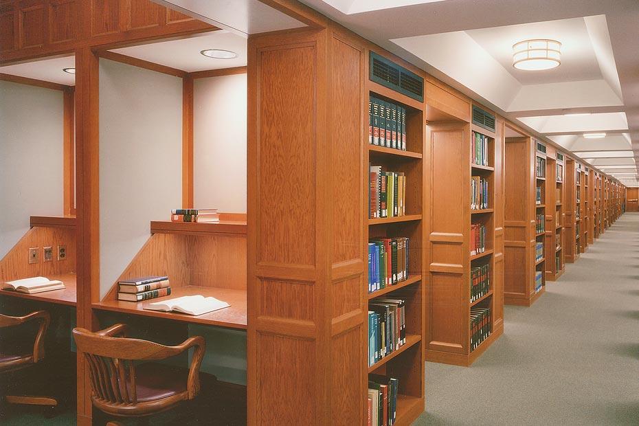 Berg lighting design u sterling law school yale university
