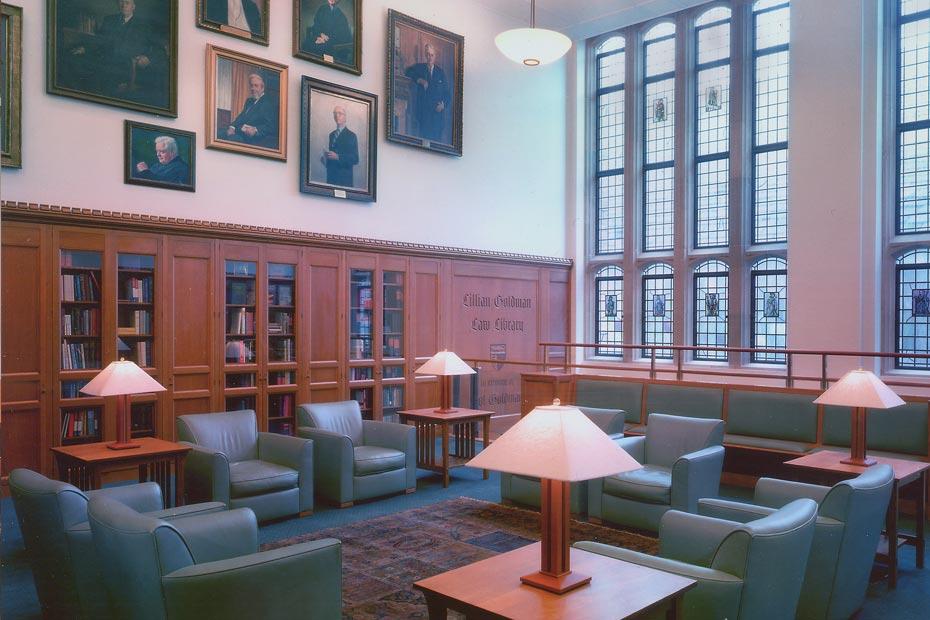 Berg Lighting Design – Sterling Law School, Yale University